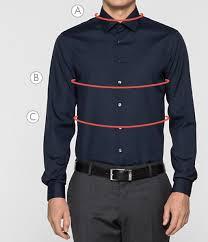 Men S Xs T Shirt Size Chart Mens Size Guide Customer Service Calvin Klein