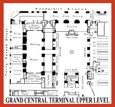 Grand Central Station Building Section  Google Search  Train Grand Central Terminal Floor Plan