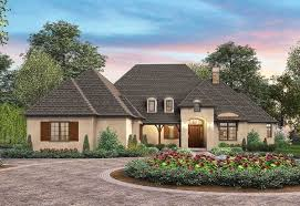 Stone Farmhouse Designs French Country House Plans Architectural Designs