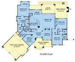 house plan 65862 tuscan style with