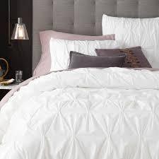 pintuck duvet cover how to make a pintuck duvet cover white pintuck comforter