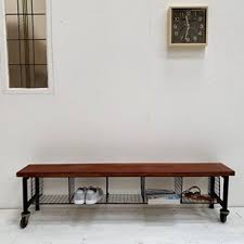 Image Homegram Mid Century Old School Gym Bench Modern Furniture Buy Vintage Midcentury And Antique Industrial Office And Shop