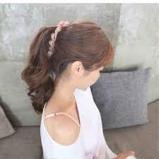 1 Bé Gái Chuối Tóc Kẹp Kẹp Hàn Quốc Kẹp Tóc Đuôi Ngựa Giá Đỡ Nữ Barrettes  Mũ Phụ Kiện Tóc Bện Dụng Cụ Phụ kiện tóc cho nữ