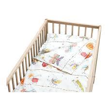 bug crib bedding duvet cover pillowcase set fairies erflies bugs nursery love