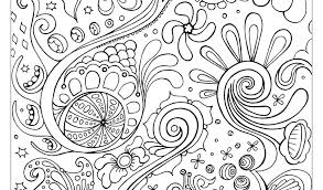 Small Picture Stunning Coloring Pages Abstract Designs Contemporary New
