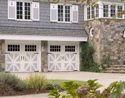 carriage house garage doorsCarriage House Garage Doors Installed by Sears