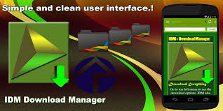 IDM Download Manager for Android - APK Download