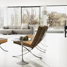 Barcelona Chair Style Barcelona Chair By Knoll Nw3 Interiors