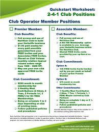 quickstart worksheet 2 4 1 club positions