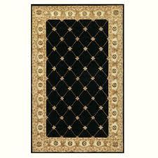 home decorators collection windsor black 8 ft x 11 area rug