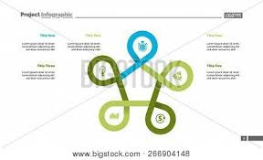 Five Points Process Vector Photo Free Trial Bigstock