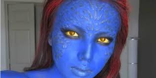 mystique makeup ideas you need to try