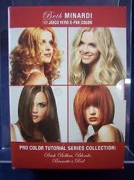 Beth Minardi Haircolor Hair Color Chart Paper
