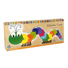 alphabet caterpillar puzzle