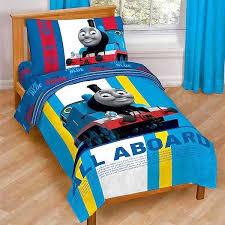 amazing thomas train railroad crossing toddler bed set tank engine comforter thomas the train bed set prepare