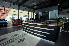Dealership Showroom Design Analysing Car Showroom Design By Al Futtaim Interiors