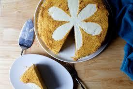 russian honey cake – smitten kitchen