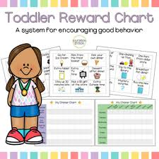 Toddler Good Behavior Sticker Chart Toddler Behavior Chart And Reward Coupons