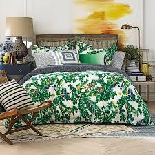 emerald green bedding set designs