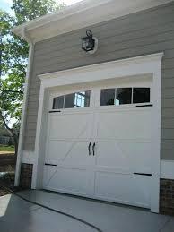 decorative garage door trim dumound cute ideas 24 fantastic alluring handles home design 35