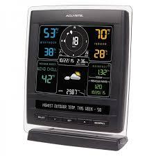 sharp weather station. acurite pro digital weather station 01517 sharp e