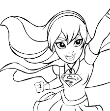 Female Superhero Coloring Pages Super Hero Color Pages Blank Superhero Coloring Pages Page For