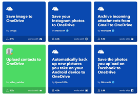 Microsoft Recipes 4 Essential Ifttt Recipes For Onedrive Cnet