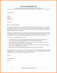 8 Example Of Administrative Assistant Cover Letter Life