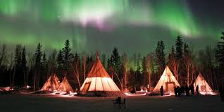 Northern Lights Ltd Vancouver 15 Day Winter In The Rockies And Northern Lights Land
