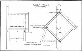 wren bird house plans. 1 Bird Houses Boys Can Build 2 Jenny Wren House Plans Staggering R