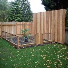 garden fencing garden border fence