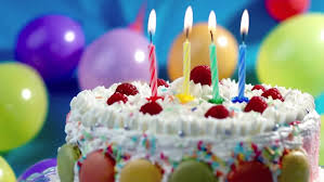 Candles On The Birthday Cake Stock Footage Video 100 Royalty Free 14558689 Shutterstock