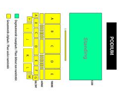 Palais Theatre Seating Chart Palais 12