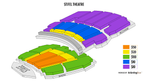 Grandel Theatre Seating Chart St Louis Stifel Theatre Seating Chart English Shen Yun