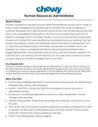 Job Description For Benefits Administrator Entry Level Engineering