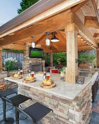 home patio bar. House · Backyard Ideas - Gazebo Bar Home Patio T