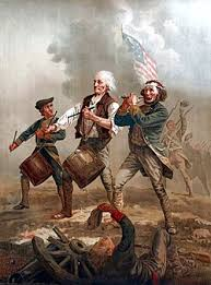 Image result for rallied American patriots across the 13 colonies to fight for independence