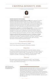 Human Resources Manager Resume Samples - Visualcv Resume Samples ...