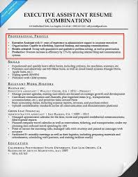 Professional Profile Writin How To Write A Profile For A Resume