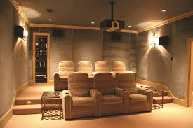 Small Picture Stunning Movie Theater Design Ideas Gallery Decorating Interior