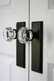 Glass Door Knobs For Modern Doors Antique Crystal Home Depot