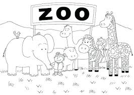 Spring Animals Coloring Pages Spring Animals Coloring Pages School