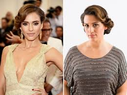 Jessica Alba Updo Hairstyles Get The Look Jessica Albas Glam Red Carpet Updo Brit Co