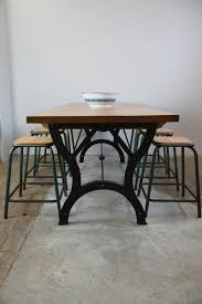 industrial dining furniture. Delighful Dining Contemporary Industrial Dining Table Pertaining To Vintage For Sale At  Pamono  And Furniture D