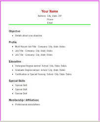 Simple Resume Builder 2018 Best Simple Resume Design Original Simple Resume Samples Template Resume