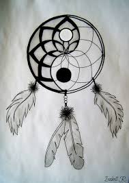How To Draw A Dream Catcher Dreamcatcher How To Draw Pencil Drawings Of Dreamcatchers Pencil 70
