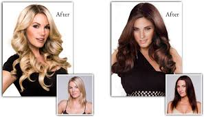 Dream Catchers Hair Extensions Before And After Lee Anthony Salon Dreamcatchers 59