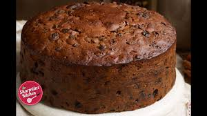 Rum Fruit Nut Cake Plum Cake L Traditional Christmas Cake Recipe