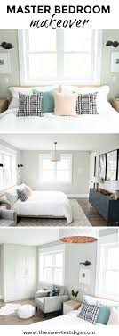 Master Bedroom Makeover Get The Look An Inspiring Master Bedroom Makeover The Sweetest Digs