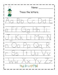 Free Printable Tracing Worksheets Forn Sheets Number For ...